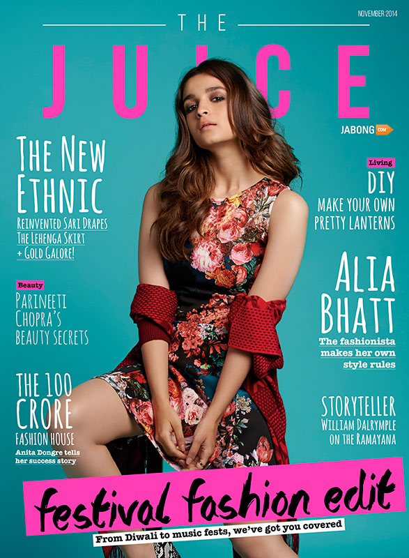 The Juice :: Alia Bhatt