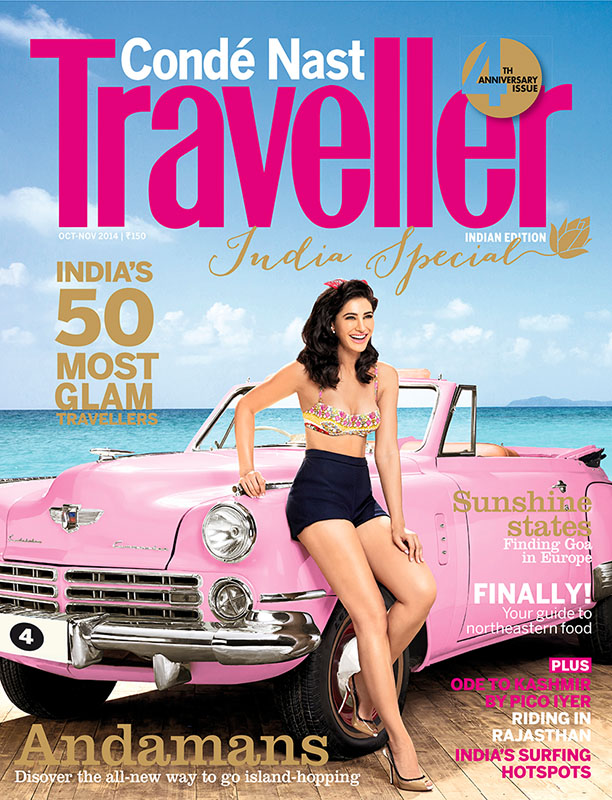 Conde Nast Traveller Nov 2014